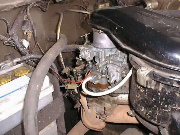 Двигатели автомобилей УАЗ.